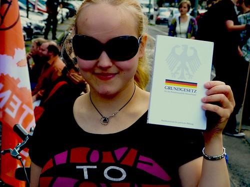 Stop ACTA Berlin 2012