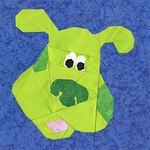 Green Puppy - Blues Clues