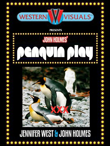 PENGUIN PLAY by Colonel Flick