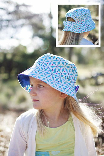 sun kissed hat cover pic
