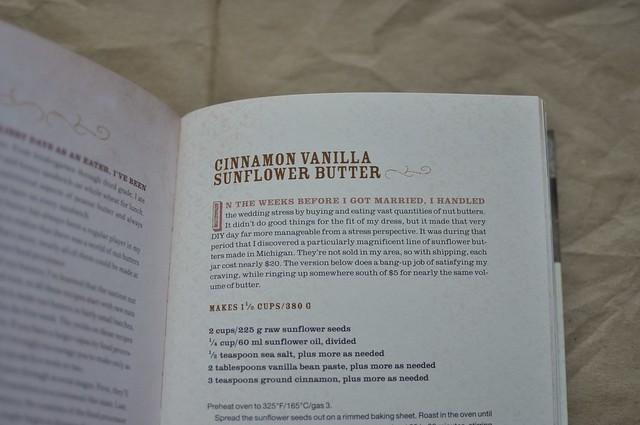 cinnamon vanilla butter