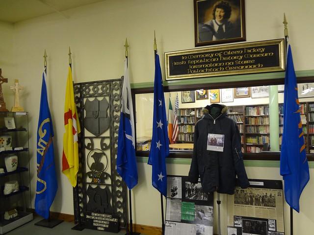 Museu de História Republicano Irlandês, Belfast Irlanda do Norte