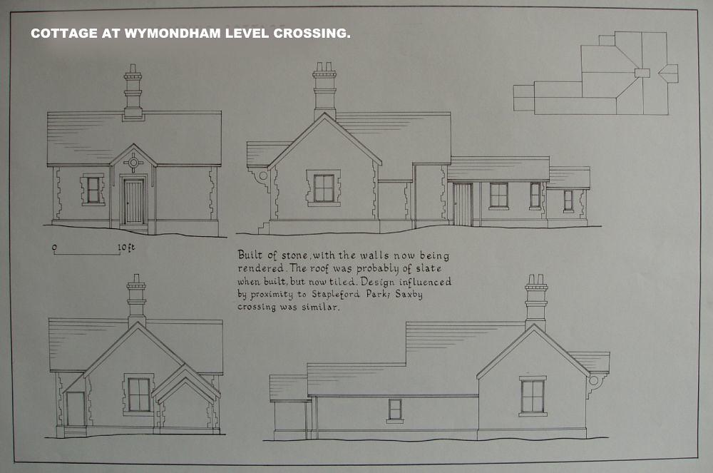 WYMONDHAM CROSS 3