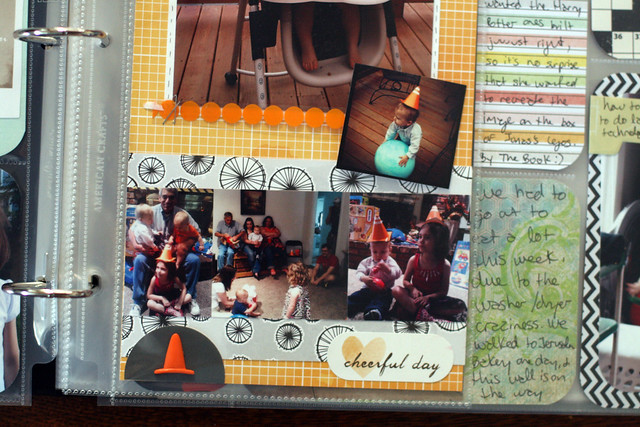 Project Life 2012 | Week 19