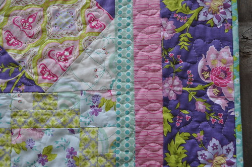 spring promise quilting
