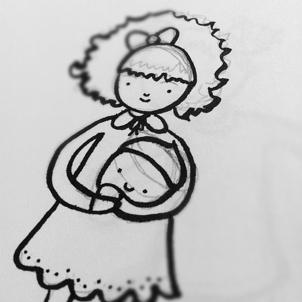 Acorn baby.