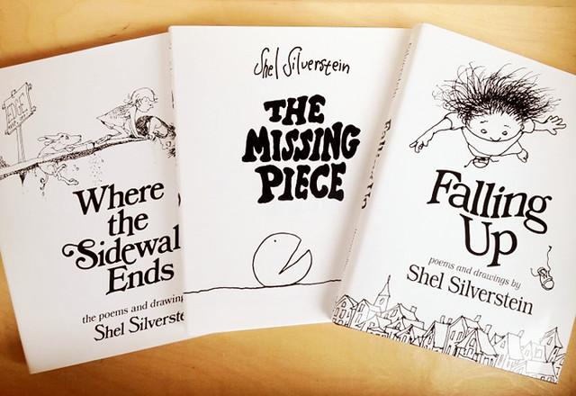 Shel Silverstein Books: Shel Silverstein Books ~