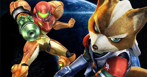 Rumor: Nintendo Developing Metroid-Star Fox Team-Up Game