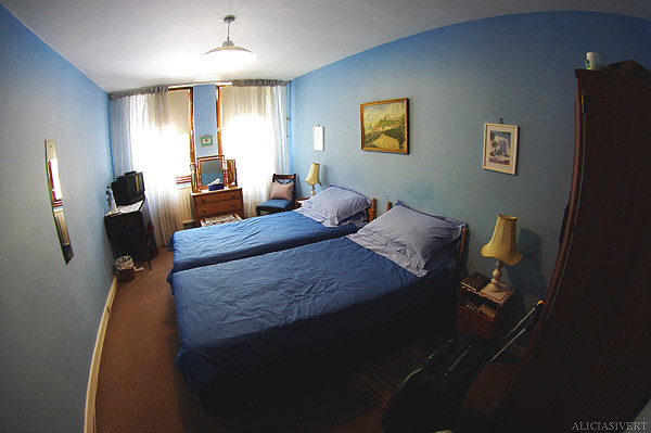 aliciasivert, alicia sivertsson, london, england, bed and breakfast, room, home, blue, blått, rum, hem