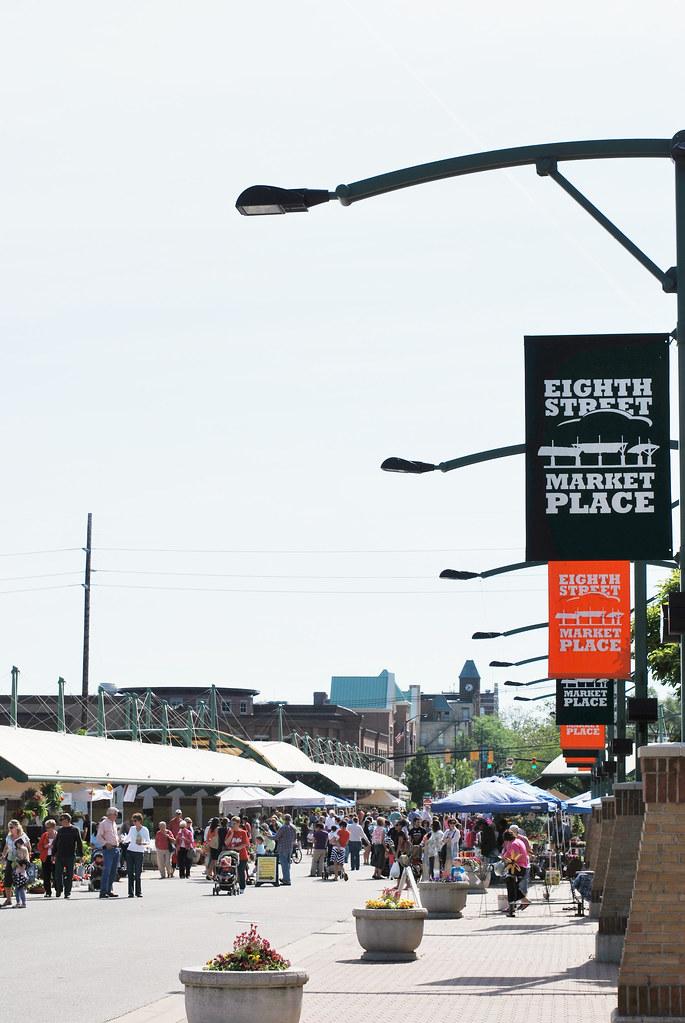 8th street market