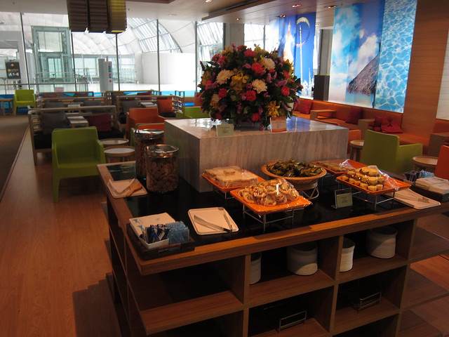Bangkok Air Normal Lounge
