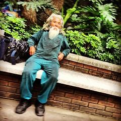Jhong-li City Homeless