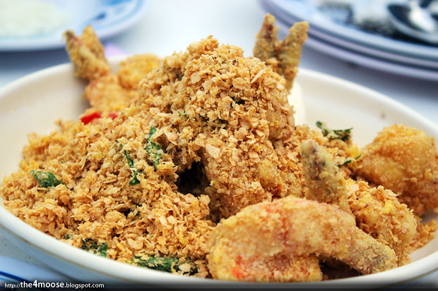 TG 339 Eating House - Cereal Prawns