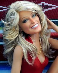 Farrah Fawcett, Mattel Barbie