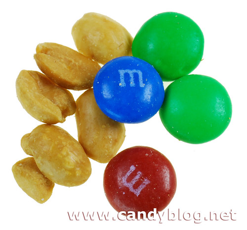 M&Ms Snack Mix - Salty & Sweet