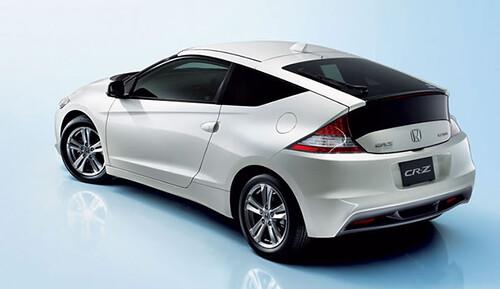Honda Hybrid Cars >> Honda Green Art Project Hybrid Cars Shaolintiger Kung