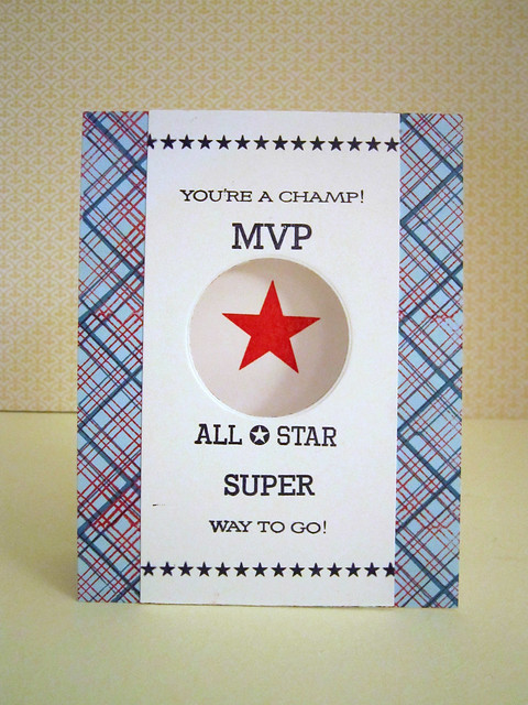 All Star Boy Card