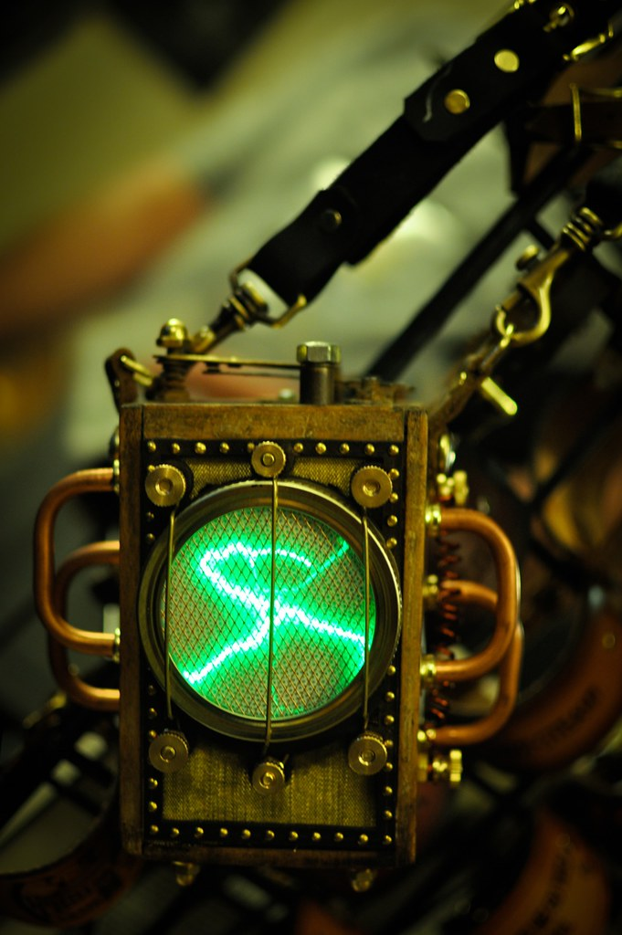 Steampunk Worlds Fair: 2012
