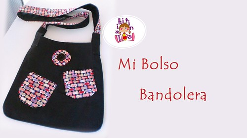 bolso bandolera by churri99