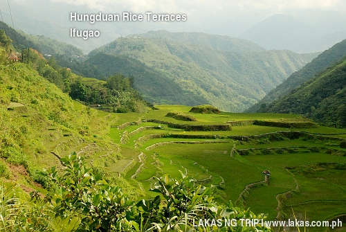 Unknown Rice Terraces in Hungduan, Ifugao