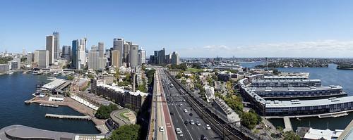 australia :: sydney :: pylon lookout II