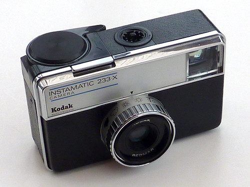 Kodak Instamatic 233-X by pho-Tony