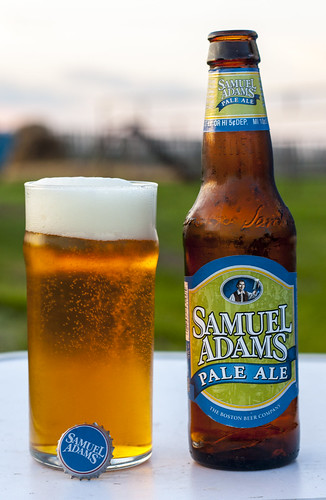 Review: Samuel Adams' Pale Ale by Cody La Bière