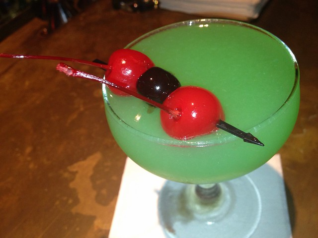 Midori Sour by Caroline on Crack
