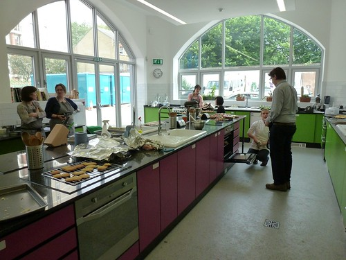 The Central St Cookery school