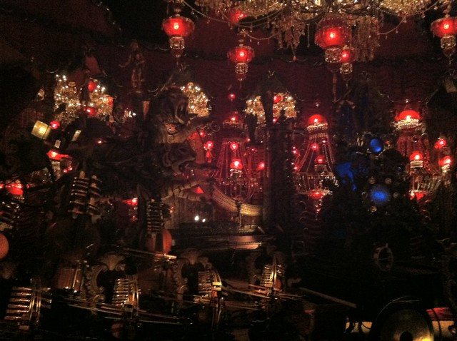 Oriental Automata at the House on the Rock
