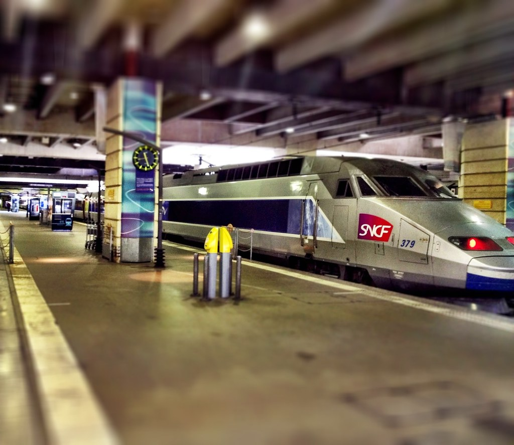 TGV Paris