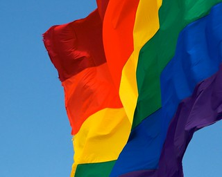 Rainbow Flag / Karl Schultz, via Flickr