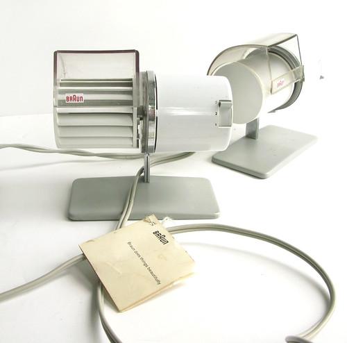 Braun Fans. Model HL-1