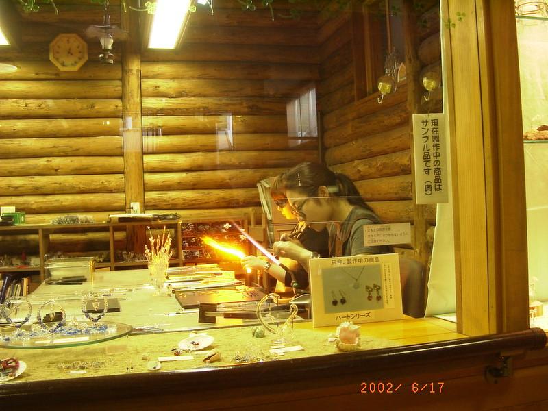 075小樽製作玻璃