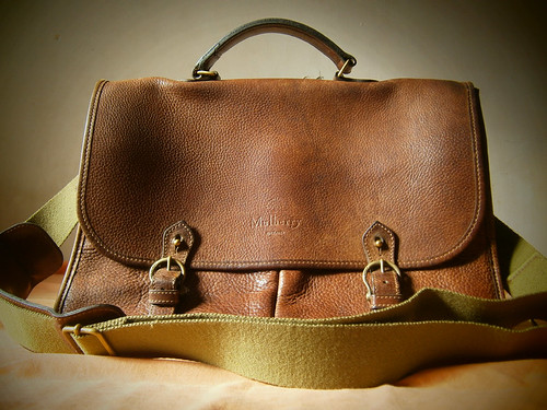 vintage mulberry wexford leather messenger briefcase manila philippines