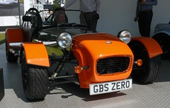 Great British Sports Cars Zero 2011 bicolor vr