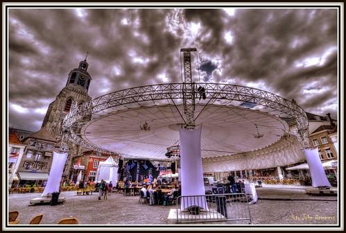 2012-06-09 - Grote Markt tijdens de ProefMei (1) by John Demmers