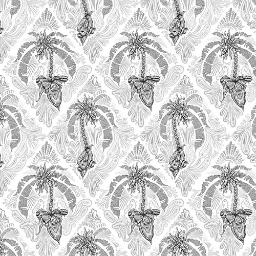 Nanner wallpaper pattern