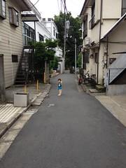 朝散歩 (2012/6/12)