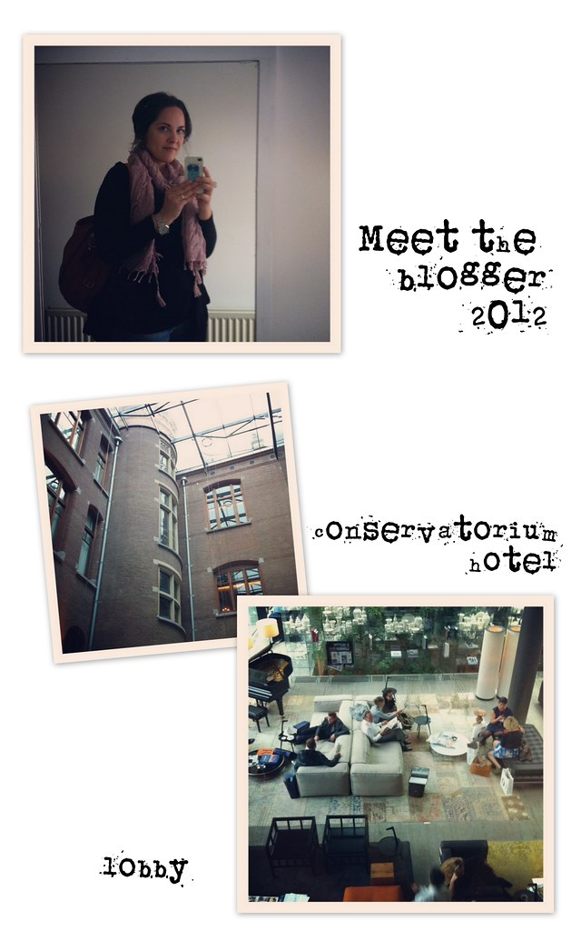 Meet the Blogger through my eyes {2012 ed.}