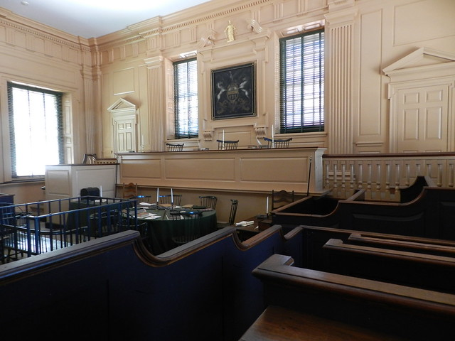 Court Room - Independence Hall