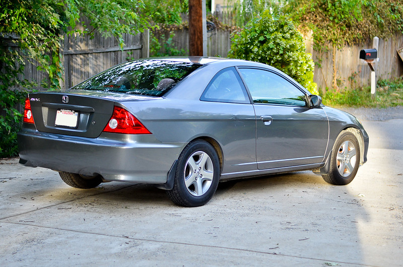 honda civic   door gray  miles vadrivencom forums