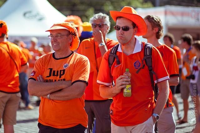 Euro2012 Fan Zone, Kharkiv Ukraine
