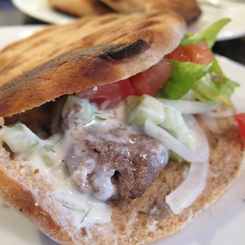 Kofte Kebabs