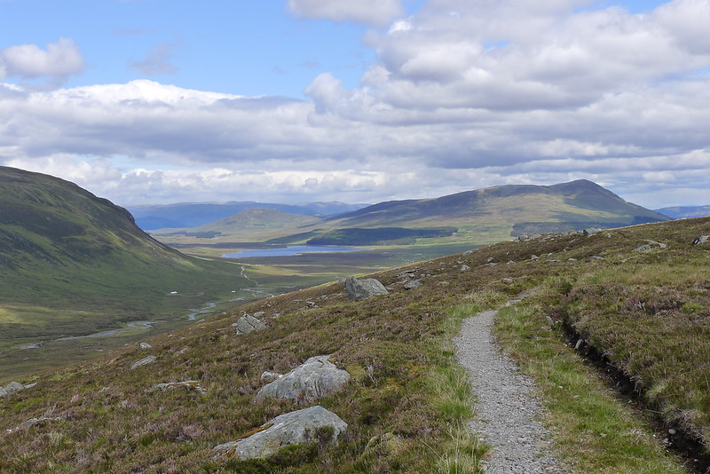 Loch Pattack and Culra