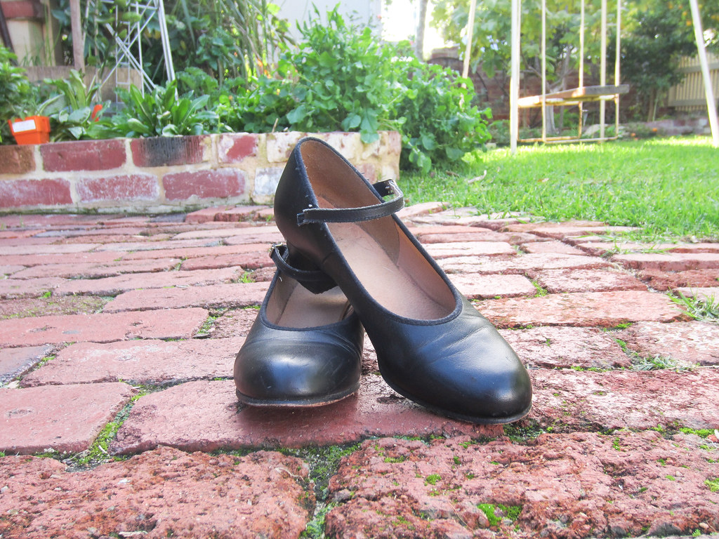 Bloch Jazz Shoes Size