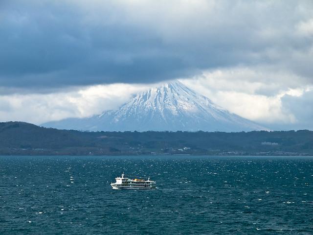 Photo:洞爺湖,羊蹄山 By:jiashiang
