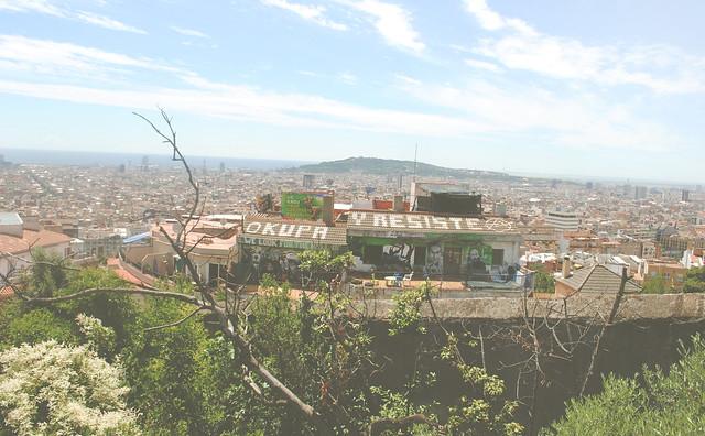 Tågluff: Barcelona 2010
