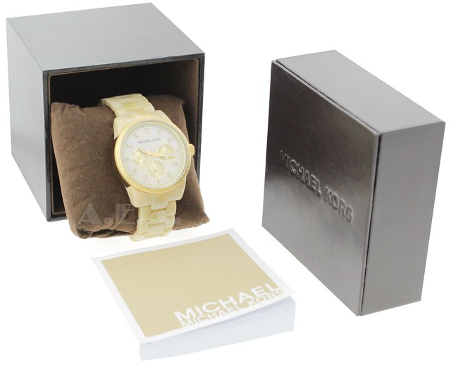 Michael Kors MK5039 Watch unboxing