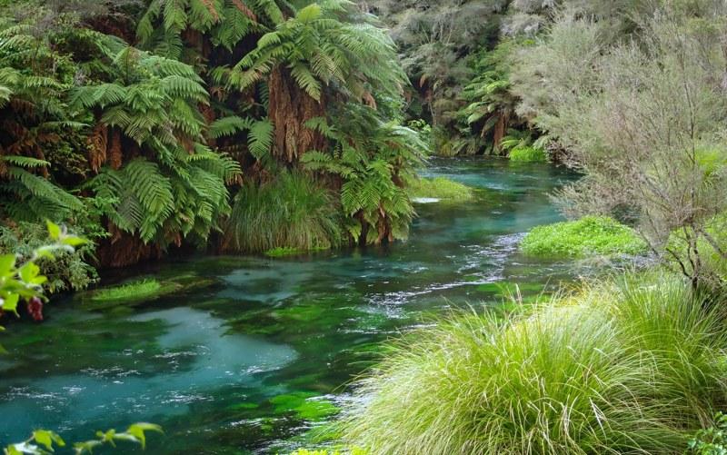 Río cuento de hadas